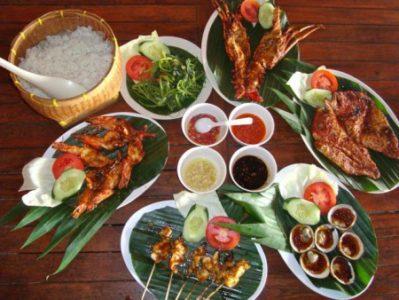 wisata kuliner bali halal