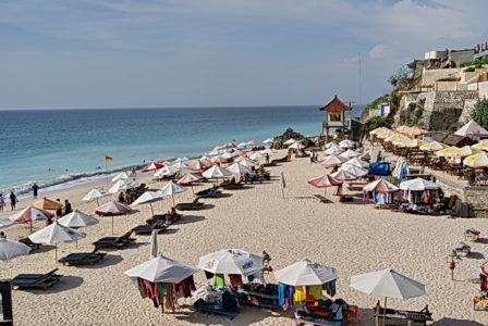 Pantai Dreamland Beach Bali