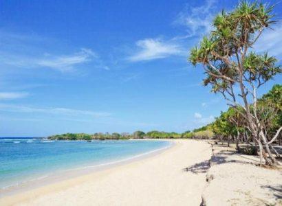 Pantai Mangiat Nusa Dua Bali
