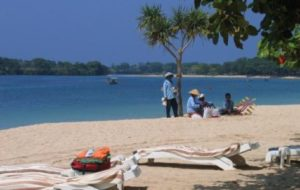 Pantai Nusa dua Pasir Putih Bali