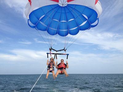 harga water sport Parasailing Adventure Bali Watersport