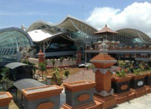 Penampakan bandara Bali Baru