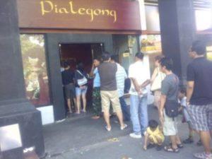 Pia Legong Oleh Oleh Bali