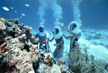 Sea Walker di Bali