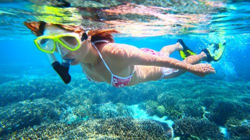 Snorkeling Bali Watersport