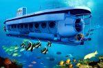 Wisata Bali Odessey submarine amuk bay