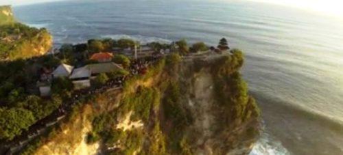 Wisata Pura Uluwatu Bali