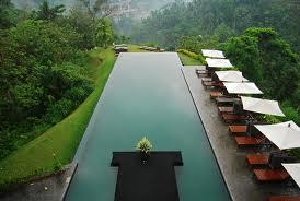 Wisata villa Ubud