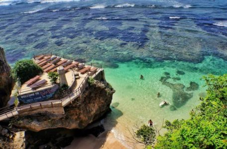 Blue Point Beach Bali