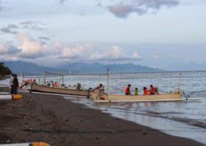 Nikmati keindahan Laut Lovina Bali