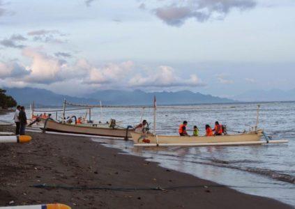 Lovina menonton lumba lumba Nikmati keindahan Laut Lovina Bali