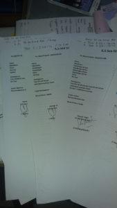 invoice kss Bali Tour