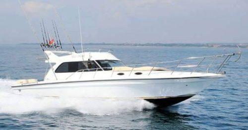 Bali Fishing boat charter