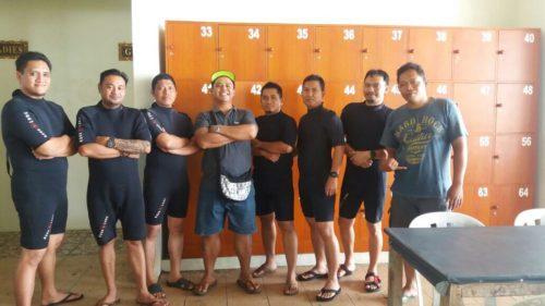 paket Diving water sport di Bali