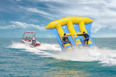 Harga watersport Tanjung Benoa Bali murah