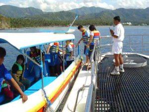 Perahu Ke Oddesey Bali