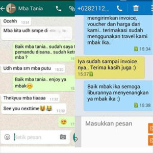 review kss Bali
