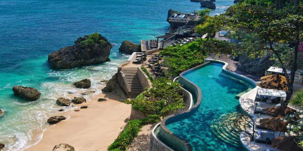 Ayana Resort Rock Bar