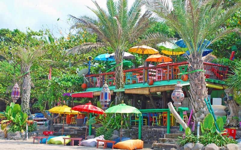 Pantai La plancha Bali domestik