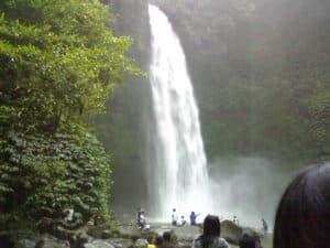 Air terjun nung nung Bali