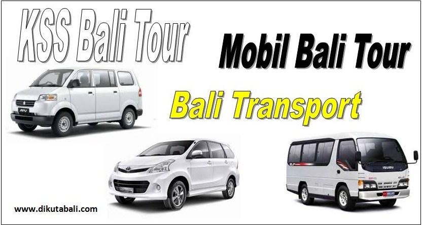Menyewakan mobil untuk di Bali