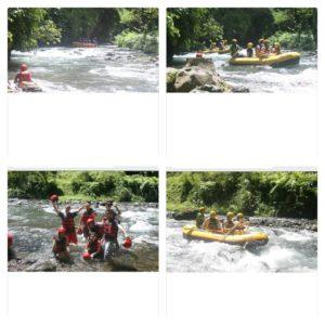 Rafting Telaga Waja