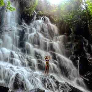 air terjun kanto lampo Bali gianyar