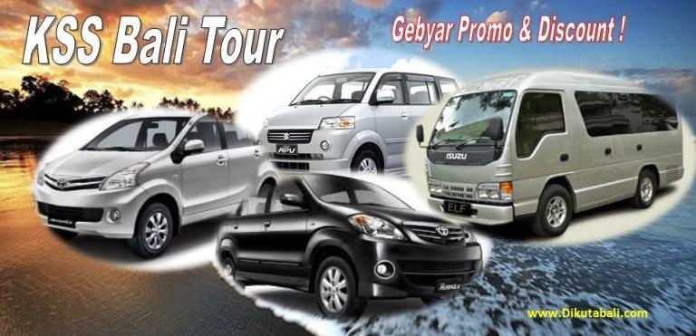 Harga Sewa Mobil di Bali untuk Tour Harian