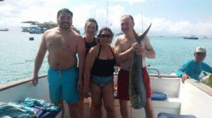 Bali fishing tour