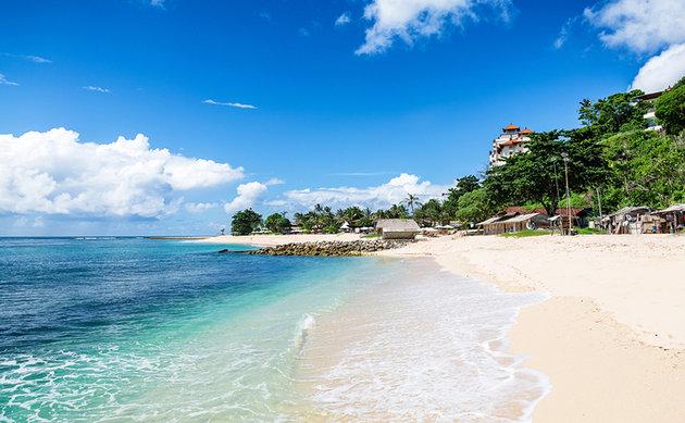 Nusa dua Beach - Pantai nusa dua bali