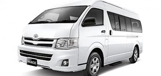 Harga sewa mobil Hiace Bali