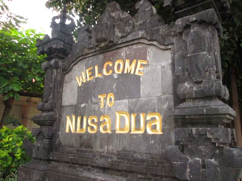 Sekilas Tentang Kawasan Nusa dua Bali