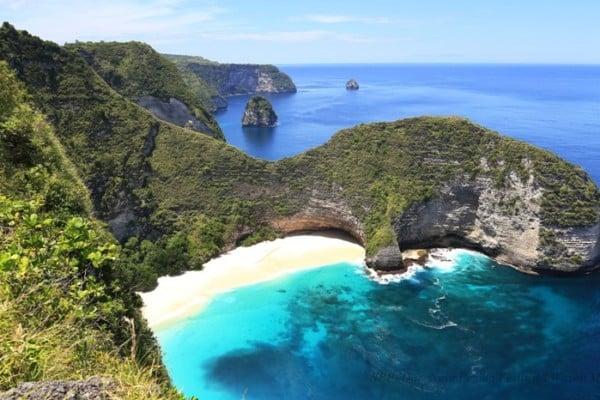Pantai Kelingking beach Nusa Penida