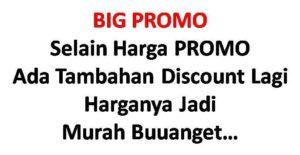 Harga Big promo watersport murah Bali