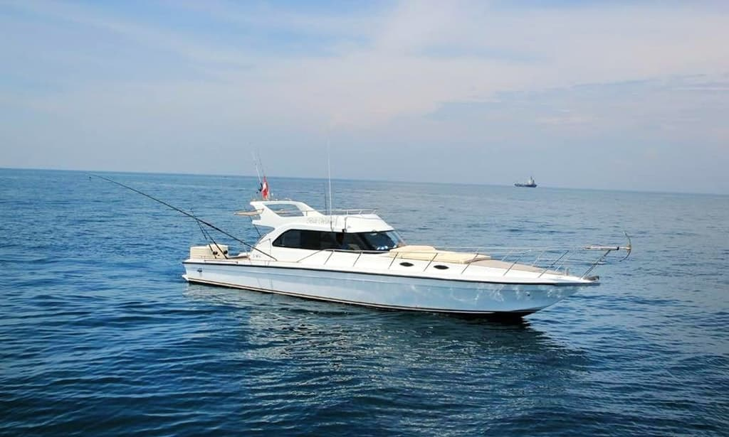 Bali Fishing tour and rental