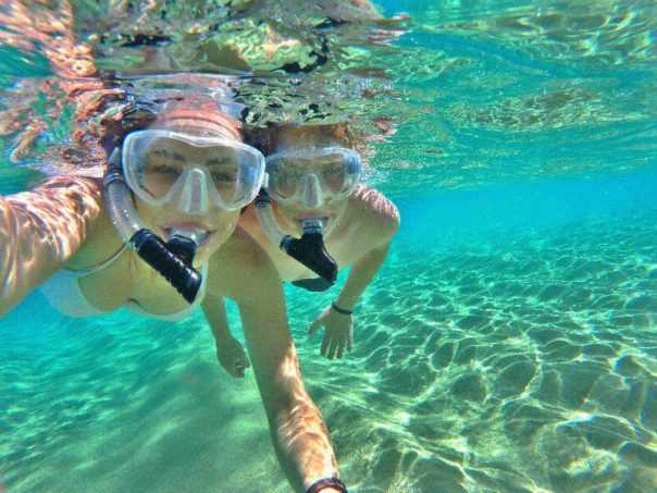 Bali Snorkeling Cristal Bay 7 Best Of Best Bali Water Sports Activities Tanjung Benoa