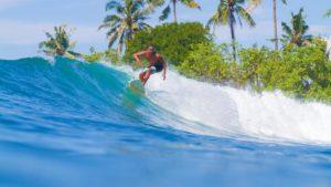 Bali Surfing Spot