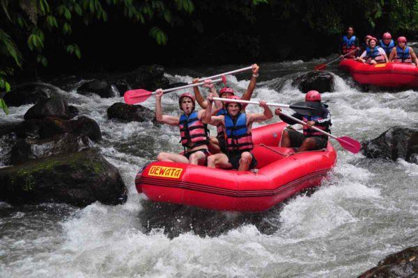Dewata Rafting Telaga Waja Bali
