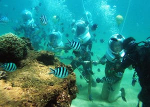 Dimana main sea walker di Bali murah
