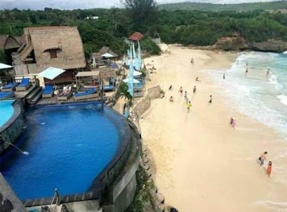 Dream Beach Lembongan Bali Wisata Mewah