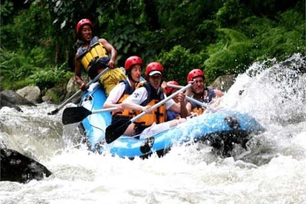 Harga Rafting di Bali Murah