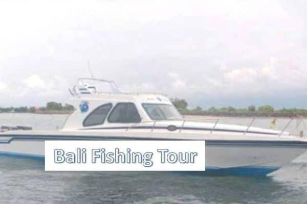 Harga Sewa Kapal Mancing Bali