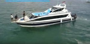 Kapal Cruise Nusa Lembongan Murah
