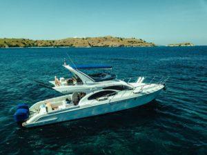Kapal boat yacht Bali