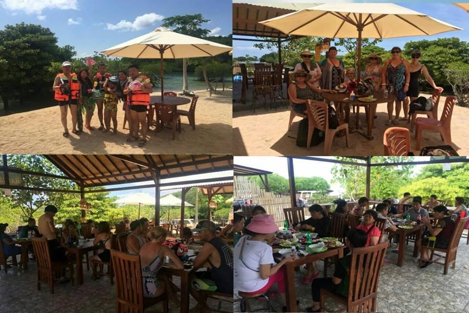Paket harga Tour Nusa lembongan