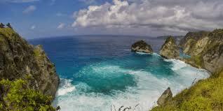 Pantai Atuh nusa penida Bali
