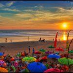Pantai Seminyak Sunset
