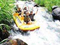 Manikmati rafting Di Bali