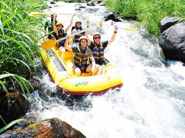 Manikmati Paket Harga Rafting Murah Ubud Bali