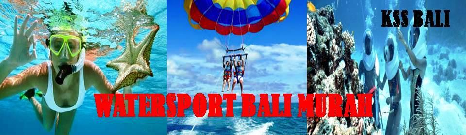 I love Water sport Bali